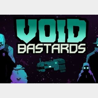 Void Bastards Steam Key GLOBAL