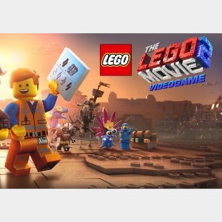 The LEGO Movie 2 Videogame Steam Key