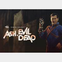 Dead by Daylight: Ash vs Evil Dead Steam Key GLOBAL