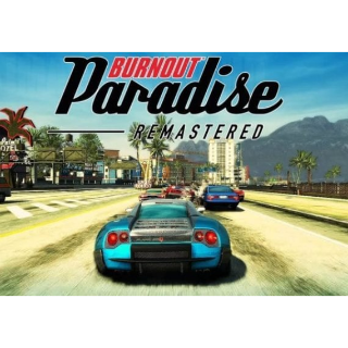 Burnout Paradise Remastered (Xbox One) Xbox live Key GLOBAL