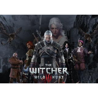 The Witcher 3: Wild Hunt GOG Key GLOBAL