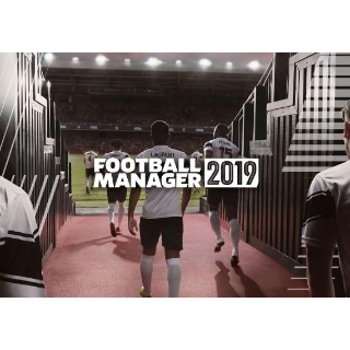 Football Manager 2019 Steam Key  EU