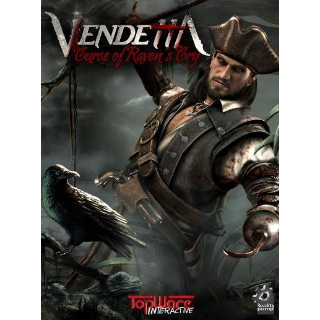 Vendetta: Curse of Raven's Cry Steam Key GLOBAL