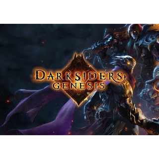 Darksiders: Genesis Steam Key GLOBAL