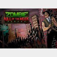 Zombie Kill of the Week - Reborn Steam Key GLOBAL