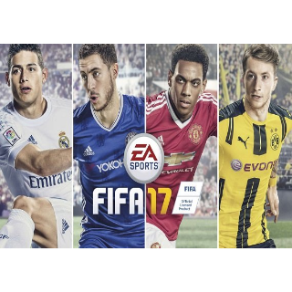 FIFA 17 Xbox live Key GLOBAL