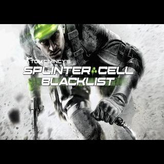 Tom Clancy's Splinter Cell Blacklist - Deluxe Edition Uplay Key GLOBAL