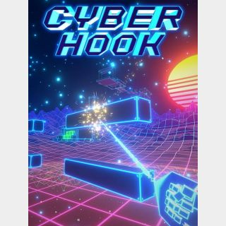 Cyber Hook Steam Key GLOBAL