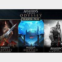 Assassin's Creed: Odyssey - Season Pass US Xbox live Key