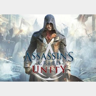 Assassin's Creed: Unity Ubisoft Connect CD Key GLOBAL
