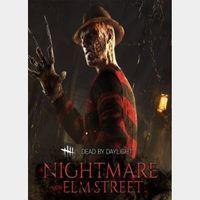 Dead by Daylight: A Nightmare on Elm Street Steam Key GLOBAL