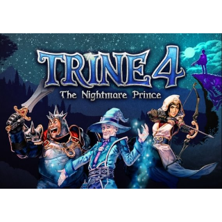 Trine 4: The Nightmare Prince Steam Key GLOBAL