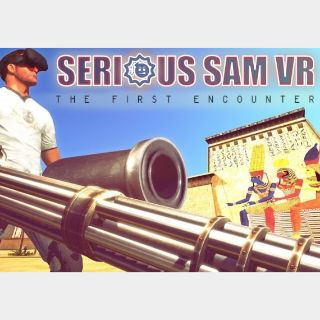 Serious Sam VR: The First Encounter Steam Key GLOBAL