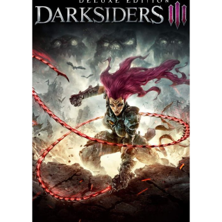 Darksiders 3 - Deluxe Edition Steam Key GLOBAL