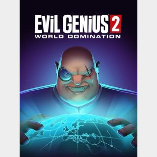 Evil Genius 2: World Domination Steam Key GLOBAL