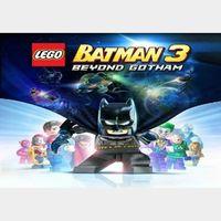 LEGO: Batman 3 - Beyond Gotham Steam Key GLOBAL