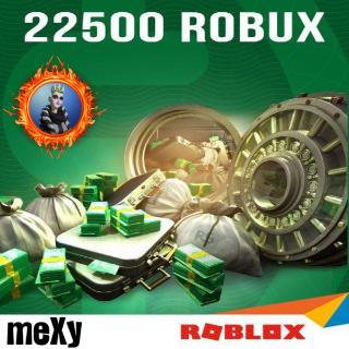 Robux | 22 500x