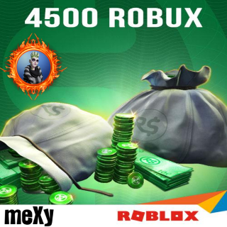 Robux | 4 500x