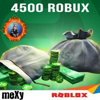 Robux   4 500x