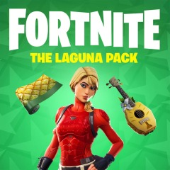 Fortnite Starter Pack: 600 V-Bucks + New Laguna Pack