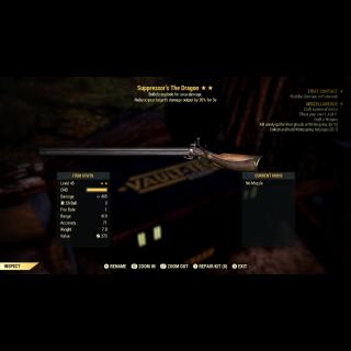 Weapon | Suppressor Ex The Dragon