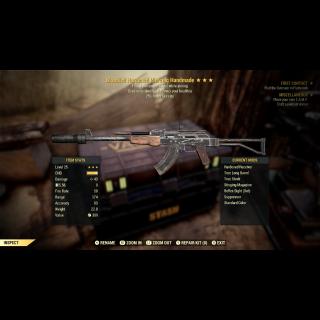Weapon   3* Bloodied FFR Handmade
