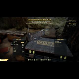 Apparel | 3* Vanguard/Sent Marine