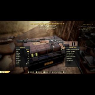 Weapon   AA D.VATS Handmade SC2