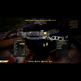 Weapon | Legacy Zealot Expl Laser