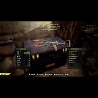 Weapon    Junkie D.VATS Handmade