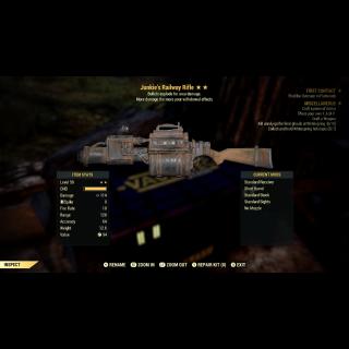 Weapon | Junkies Expl Railway