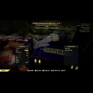 Apparel | 3* Cav/Assassin Marine