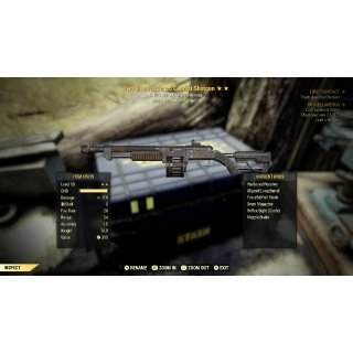 Weapon | 2* TSE Combat Shotgun