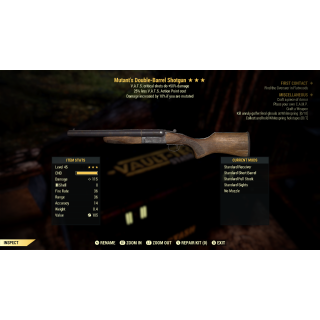 Weapon | Mutants DBL VATS DB SG