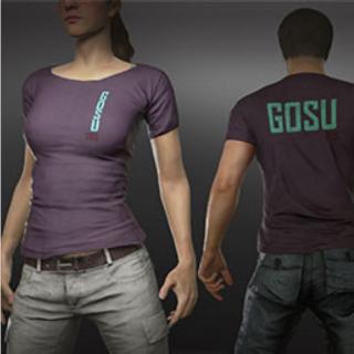PUBG | GOSU T-Shirt_X24