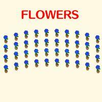 Bundle | 40 Black Blue Gold Roses