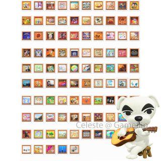 Bundle   95 K.K. Songs