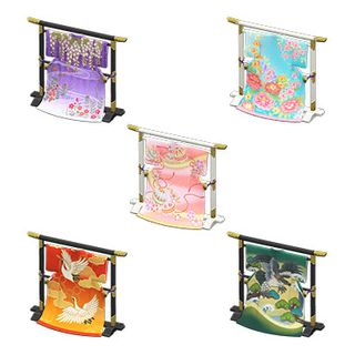 Furniture   10 Elaborate Kimono Stands