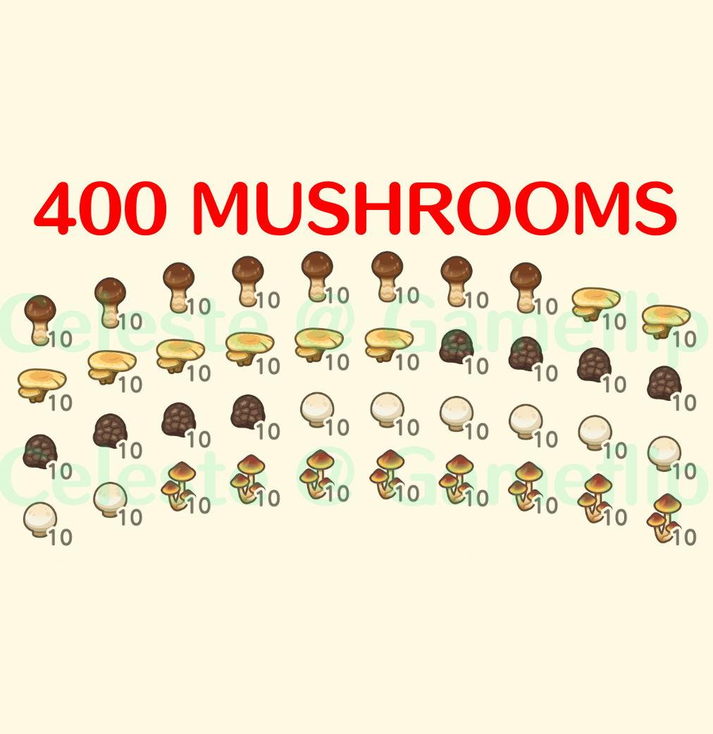 Resource | All Mushroom Varieties