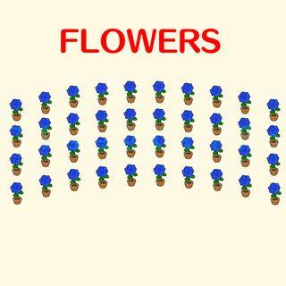 Bundle   40 Black Blue Gold Roses