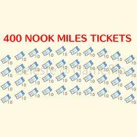 Nook Miles Tickets | 400x NMT