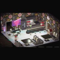Furniture   Black Diner Set
