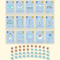 Recipe | Frozen Snowflakes DIY