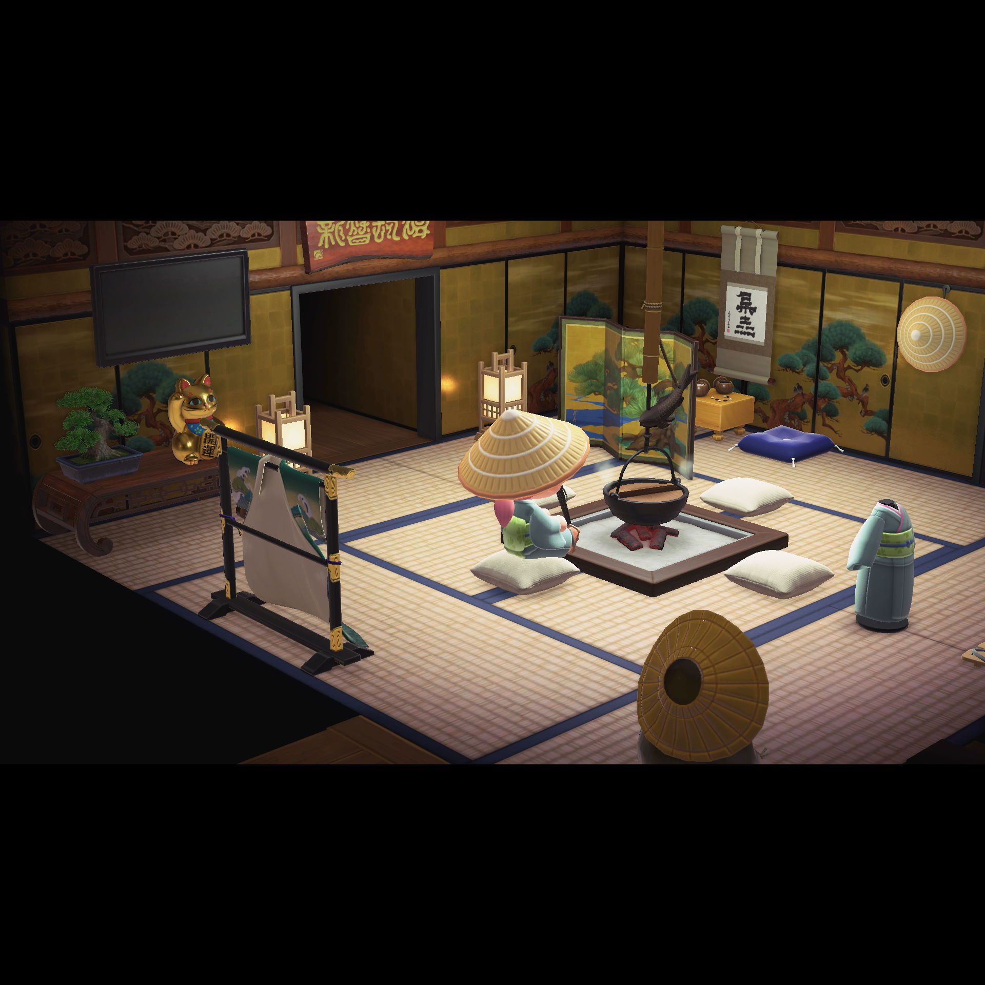Furniture Japanese Living Room In Game Items Gameflip