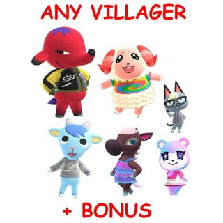 Bundle | Any Villager in ACNH