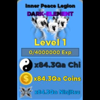 Other   Ninja Legends - x1 (1$)