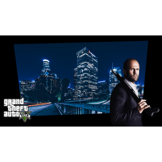 I will create GTA V image effect for you