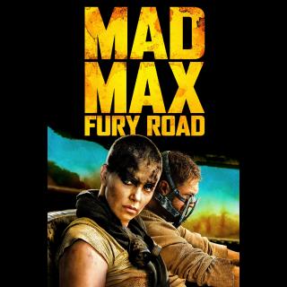 Mad Max: Fury Road 4K MA / UV