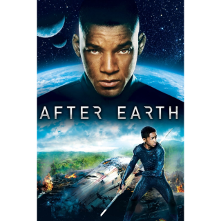After Earth SD Vudu / MA - Instant Delivery!