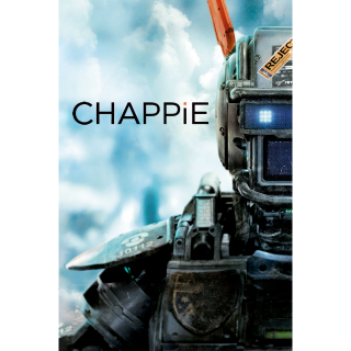 Chappie SD UV / MA / Vudu